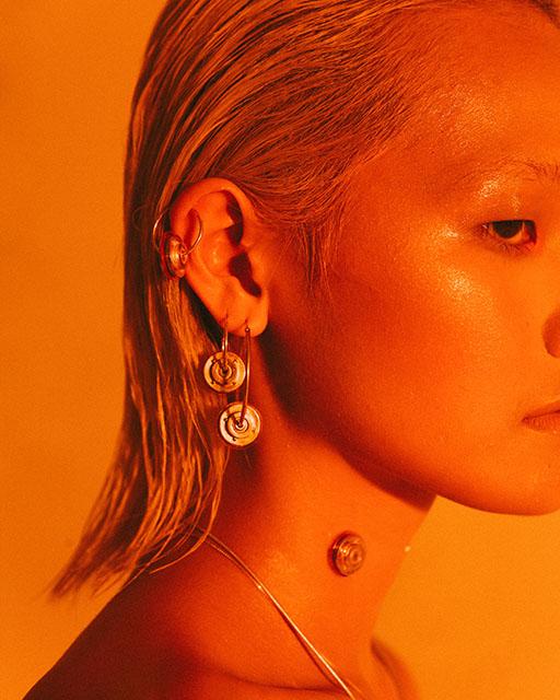 B001 Earring ° B002 Earring
